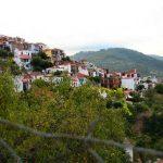Hillside village of Glossa on Skopelos