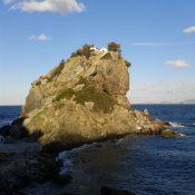 Agios Iannis the Mamma Mia Church